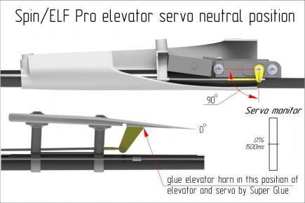 01 spin_elf pro elevator servo neutral position
